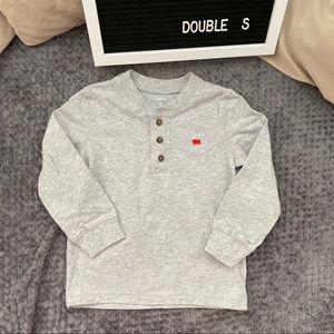 Toddler Boy Long-Sleeve Shirt #16